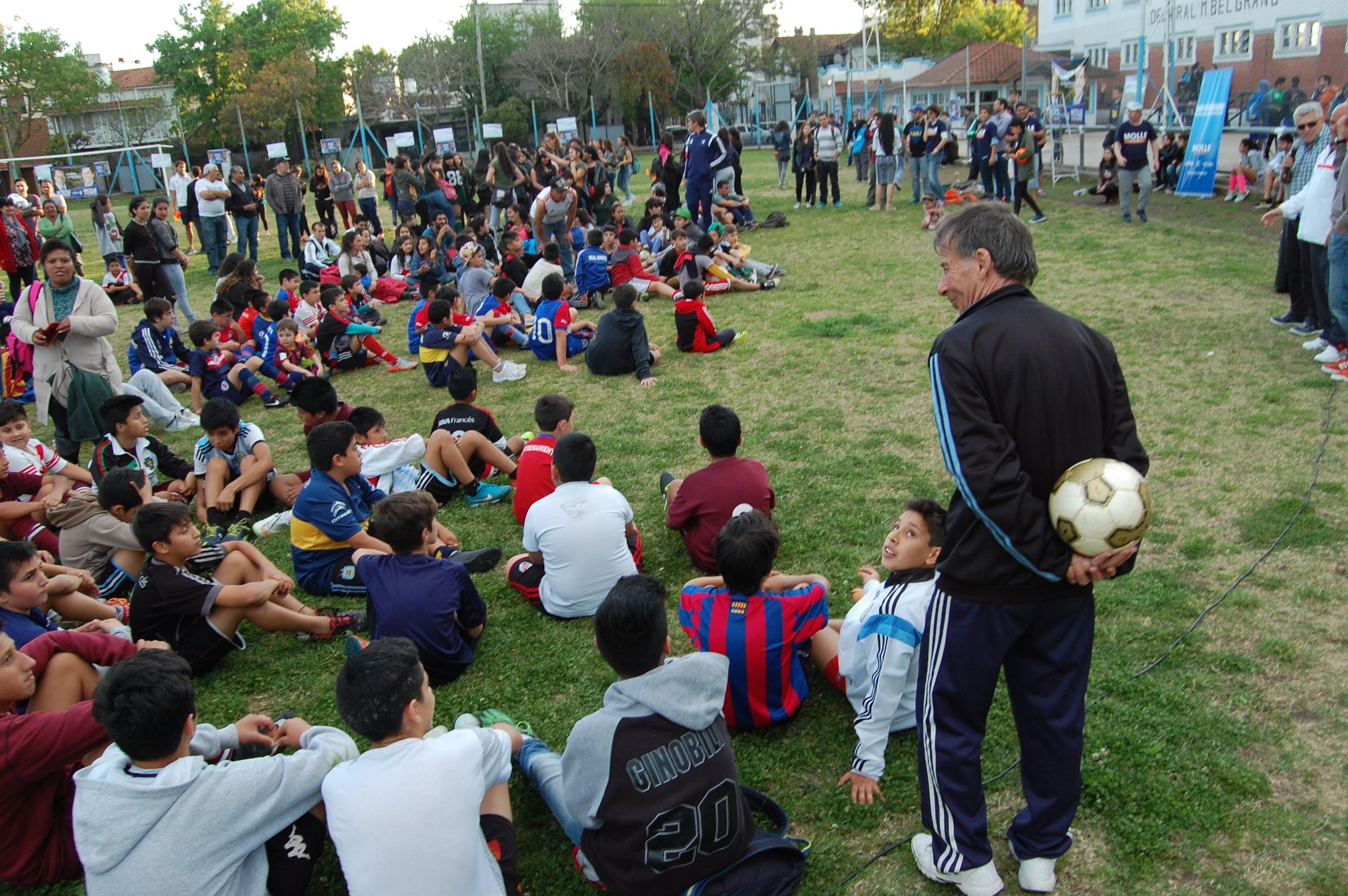 Jornada Deporte Social En San Fernando Que Pasa Zona Norte