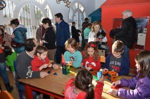 Abran caja @ Museo del Juguete