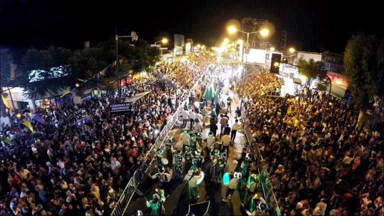 Los Palmeras, La Princesita, Mala Fama, Los Decadentes y Kapanga se suman a las murgas locales en el carnaval de Zona Norte