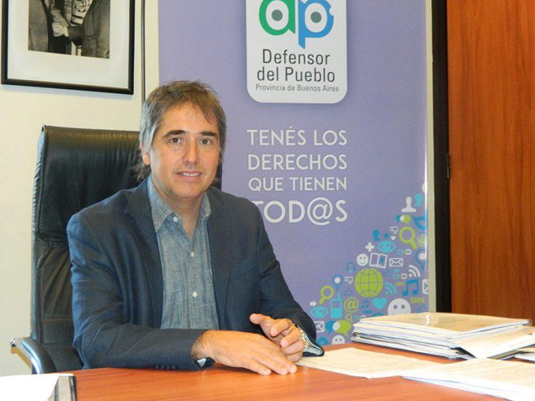 """Lorenzino: """"Nuestro rol no es tirar piedras al Gobierno, sino buscar soluciones a los problemas del vecino"""""""
