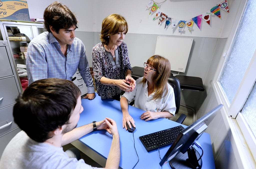 Los centros de salud de san fernando ya cuentan con historia cl nica digital que pasa zona norte - Centro de salud barrio del pilar ...