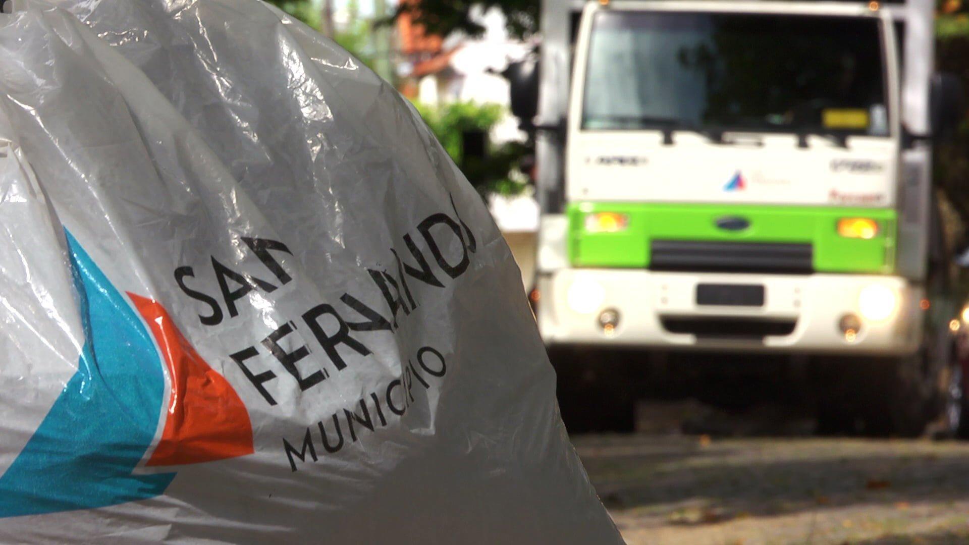 ¿Se saca la basura el lunes feriado en San Fernando? - Que Pasa Web