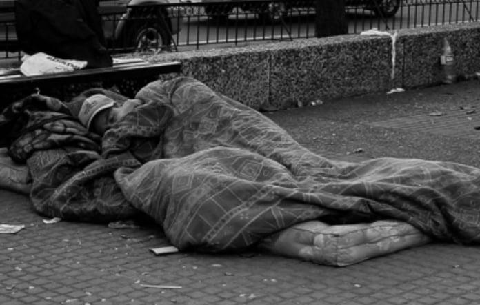 Resultado de imagen para gente en situacion de calle