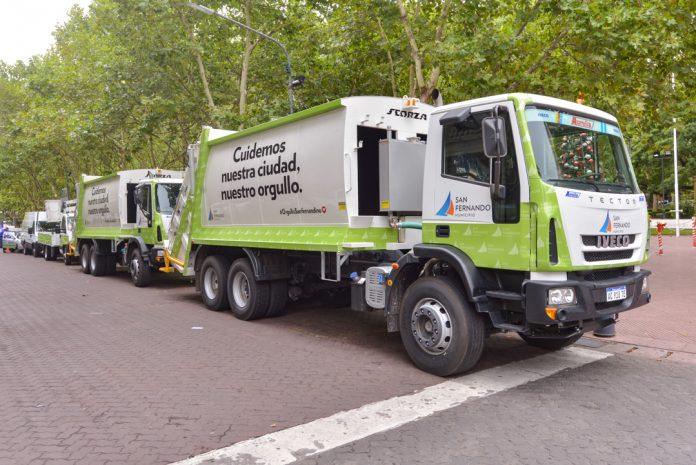 presentacion-nuevos-camiones-flot-municipal-san-fernando