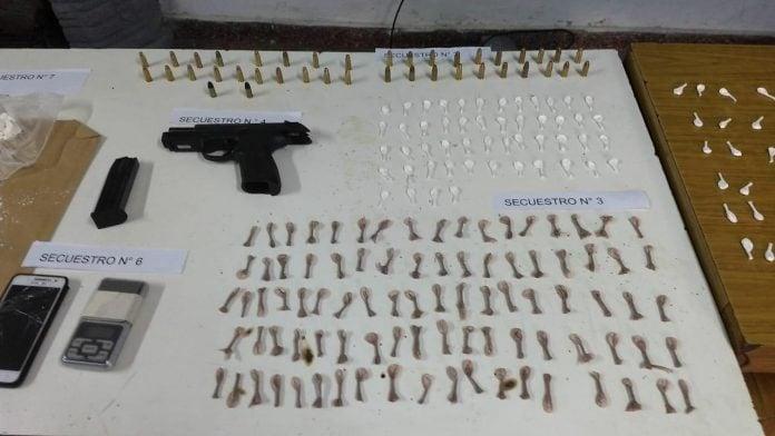 mujer-detenida-san-martin-drogas-armas
