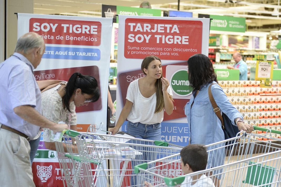 Hasta fines de abril, la tarjeta Soy Tigre tendrá descuentos en Jumbo y Vea  | Que Pasa Web - Diario de la Zona Norte y Oeste del conurbano