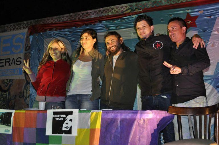 """Grabois en Tigre: """"El pueblo hoy necesita a Cristina"""""""