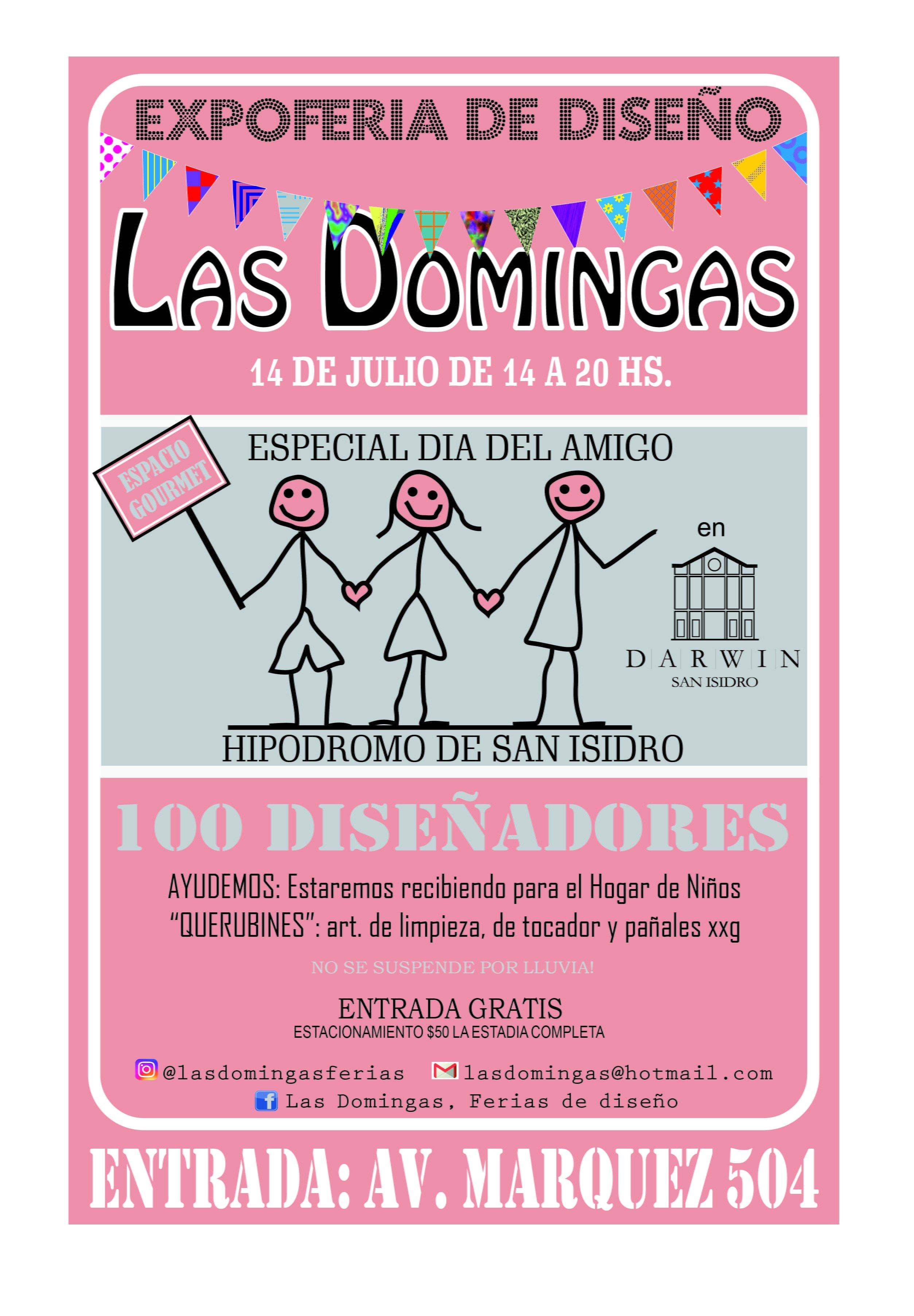 flyer-las-domingas-julio-2019