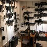 Allanamiento Martinez armas