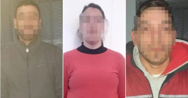 boqueteros-mujer-policia-robo-financiera-san-isidro