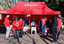 Cruz Roja San Fernando Carpa