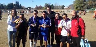 Malena Liga Futbol Especial