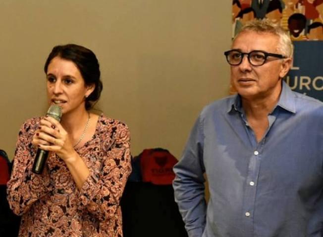 Zamora Roxana Lopez Campora Tigre