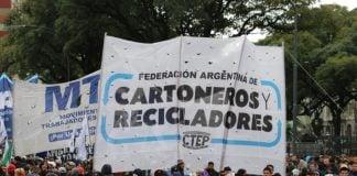 Cartoneros Ctep