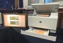 Casa De Papel Pilar Impresora