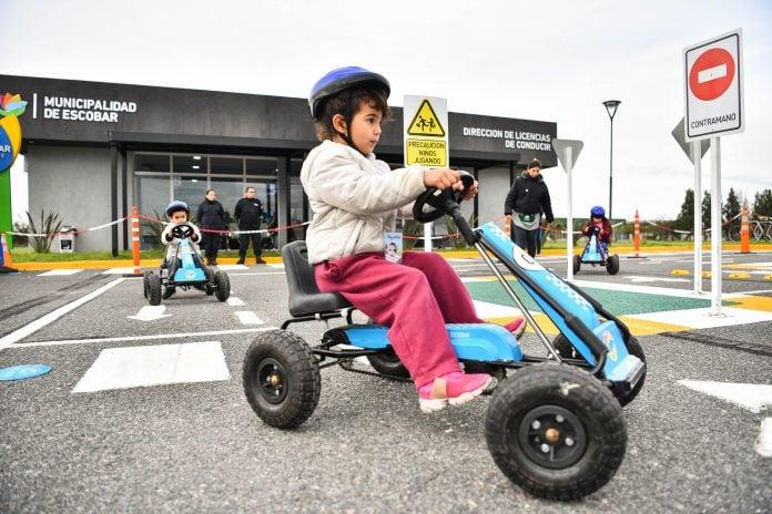 talleres-infantiles-seguridad-vial-escobar