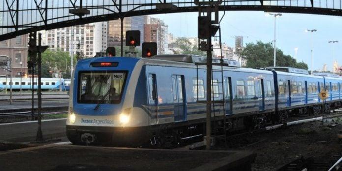 Tren Mitre Retiro