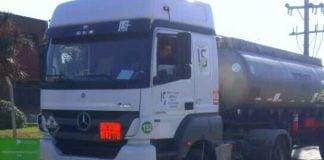 Camion Vuelca Liquidos Pilar