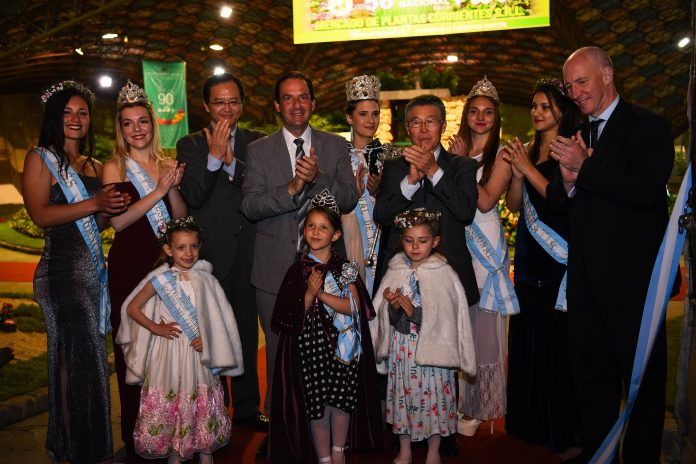 Fiesta De La Flor apertura 2019