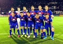 Tigre Equipo Septiembre 2019