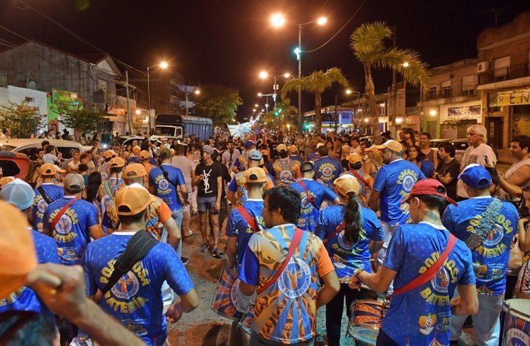 El domingo terminan los ensayos abiertos de Unión Sanfernandina antes del carnaval
