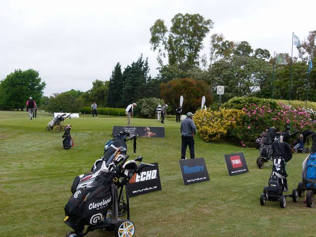 Rotary Olivos Torneo Golf