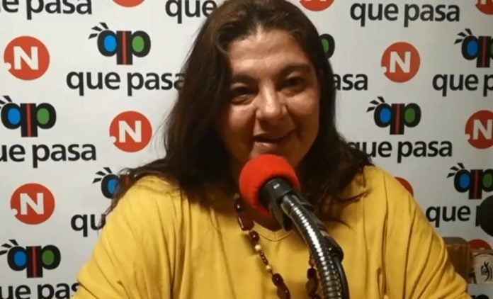 Celia Sarmiento Entrevista Punto Norte