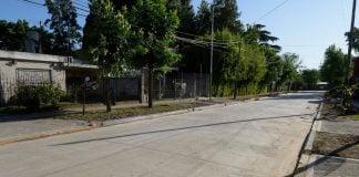 Pavimento Los Polvorines
