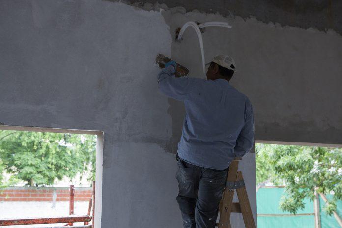 Obras Cap San Cayetano pilar