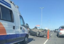 Accidente Pana