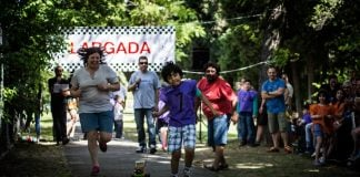 Carrera Autitos Piolin San Isidro 2019