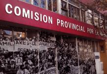 Comision Memoria Provincia