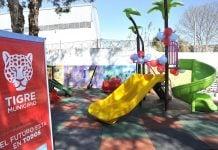 Jardin Tigre Centro
