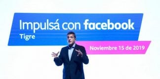 Massa Facebook Tigre