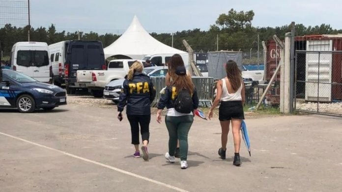 Operativo Detenido Empresario Pilar Prostitucion Automovilismo