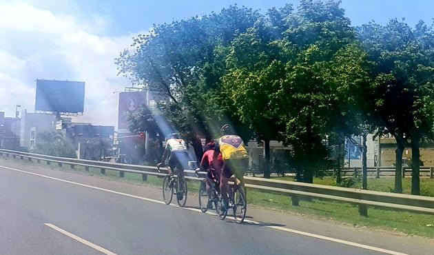 Panamericana Ciclistas