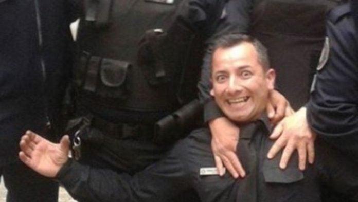 Policia Asesinado Pilar