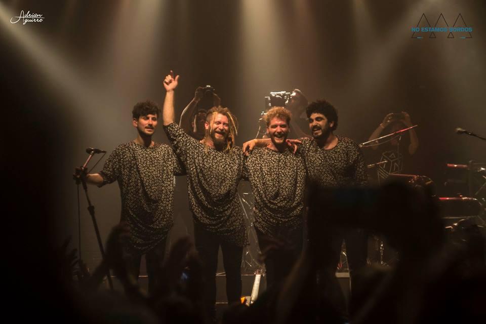 Todo Aparenta Normal, la banda de Tigre nominada a los Latin Grammy - Que Pasa Web