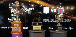 Trofeo De Campeones Tigre Racing