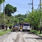asfalto benavidez troncos del talar