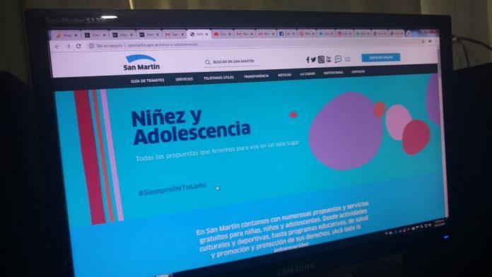Niñez pagina web