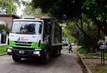 San Fernando basura