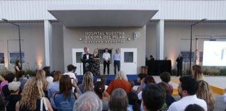 Inauguración Hospital Neonatal Pilar