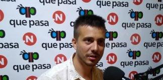 Lucas Gianella Que Pasa Radio 191210