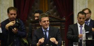 Sergio Massa Presidente Camara