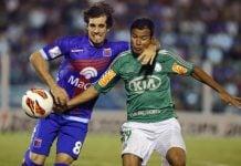 Galmarini vs Palmeiras