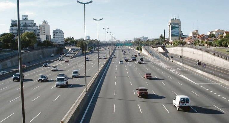 El jueves cerrarán el tránsito en Panamericana y General Paz por obras