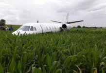 Avion Campo