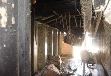 Incendio Escuela 30 31 Nogues