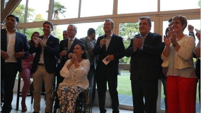Macri Reunion Legisladores